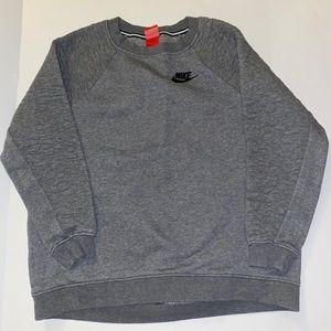 Nike sweatshirt size XL textured